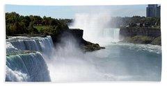 Beautiful Niagara Falls Bath Towel