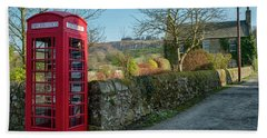 Bath Towel featuring the photograph Beautiful Rural Scotland by Jeremy Lavender Photography
