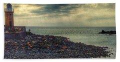 Beautiful Skies At Portpatrick 2 Hand Towel