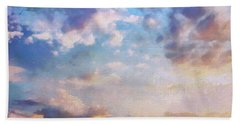 Beautiful Sky Hand Towel