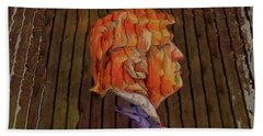 Donald Looser - Fence Dream Bath Towel by Maciek Froncisz