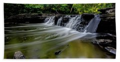 Beautiful Waterfall Hand Towel