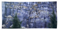 Beauty Of The Gorge Hand Towel by Dale Stillman