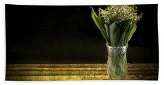 Beauty Of The Valley Bath Towel