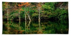 Beaver's Bend Color Explosion Hand Towel