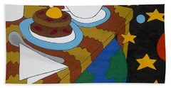 Bed And Breakfast Bath Towel