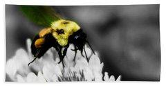 Bee Bee Hand Towel