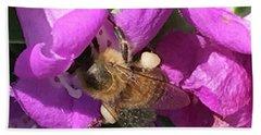 Bee Bath Towel