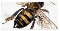 Bee Hand Towel