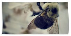Nature Bee Hand Towels