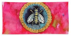 Bee Bath Towels