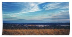 Hand Towel featuring the photograph Before Sunset At Retzer Nature Center - Waukesha by Jennifer Rondinelli Reilly - Fine Art Photography
