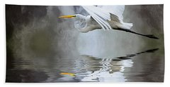 Before The Storm Hand Towel by Cyndy Doty