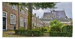 Begijnhof In Breda Hand Towel