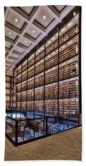 Beinecke Rare Book And Manuscript Library Bath Towel