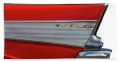 Bath Towel featuring the photograph Bel Air by Peter Tellone