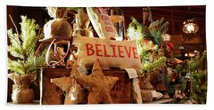 Believe Bath Towel