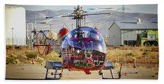 Bell 47 Hand Towel