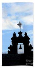 Bell Tower Capilla De Cristo Bath Towel