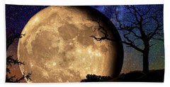 Bella Luna From Another World Hand Towel