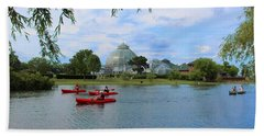 Belle Isle Conservatory Hand Towel