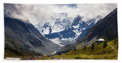 Belukha Mountain. Altay. Russia Bath Towel