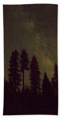 Beneath The Stars Bath Towel