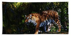 Bengal Tiger - Rdw001072 Hand Towel