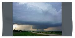 Bennington Tornado - Inception Bath Towel