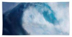 Bering Sea Hand Towel