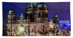 Berlin Cathedral Hand Towel
