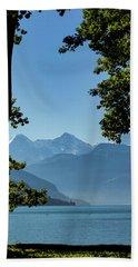 Bernese Oberland Bath Towel