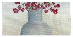 Berries Bath Towel