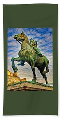 Bertrand Du Guesclin Bath Towel