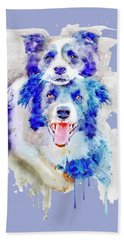 Best Buddies Bath Towel