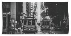 Best Of San Francisco Hand Towel by JR Photography