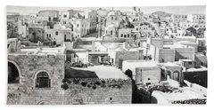 Bethlehem Old Town Hand Towel