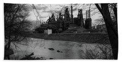Bethlehem Steel Bw Hand Towel