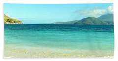 Between Nevis And St Kitts Bath Towel
