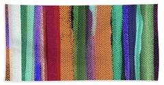 Between Seasons- Art By Linda Woods Bath Towel