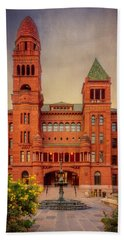 Bexar County Courthouse Hand Towel