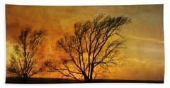 Hand Towel featuring the photograph Beyond The Horizon by Jan Amiss Photography