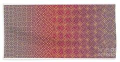 Bibi Khanum Ds Patterns No.5 Bath Towel
