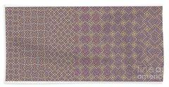 Bibi Khanum Ds Patterns No.6 Hand Towel
