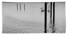 Bicycle Hand Towel
