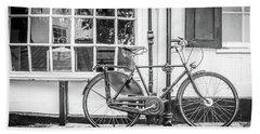 Bicycle. Bath Towel