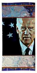 Biden Hand Towel by Wbk