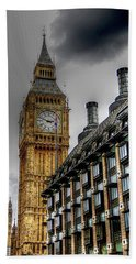 Big Ben And Parliament Hand Towel