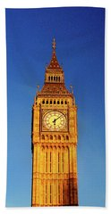 Big Ben, London Hand Towel