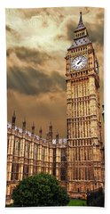 Tower Of London Hand Towels